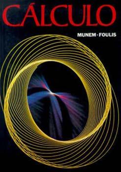 Cálculo, livro de David J. Foulis, Mustafa A. Munem