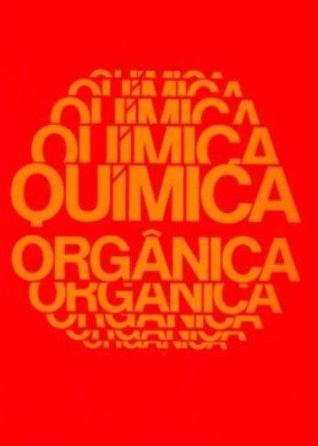 Química Orgânica, livro de Norman Allinger