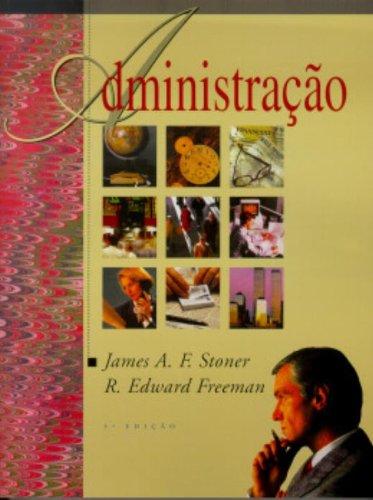 Administração, livro de James A. F. Stoner