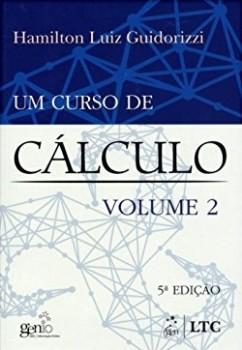Um curso de cálculo - 5ª edição, livro de Hamilton Luiz Guidorizzi