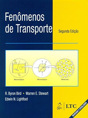 Fenômenos de Transporte, livro de Robert Byron Bird