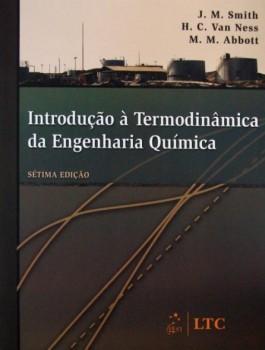 Introdução à termodinâmica da engenharia química - 7ª edição, livro de M. M. Abbott, J. M. Smith, H. C. Van Ness