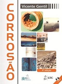Corrosão - 6ª edição, livro de Vicente Gentil