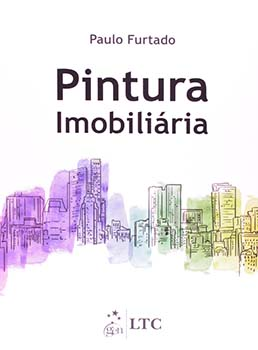 Pintura imobiliária, livro de Paulo Furtado