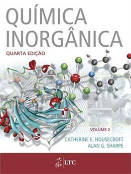 Química inorgânica - 4ª edição, livro de Catherine E. Housecroft, Alan G. Sharpe