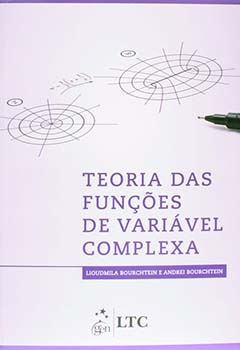 Teoria das funções de variável complexa, livro de Andrei Bourchtein, Lioudmila Bourchtein