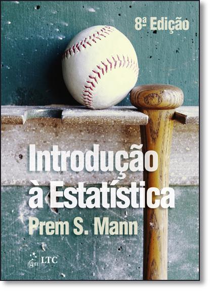 Introdução À Estatística, livro de Prem S. Mann