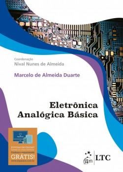 Eletrônica Analógica Básica, livro de Marcelo de Almeida Duarte