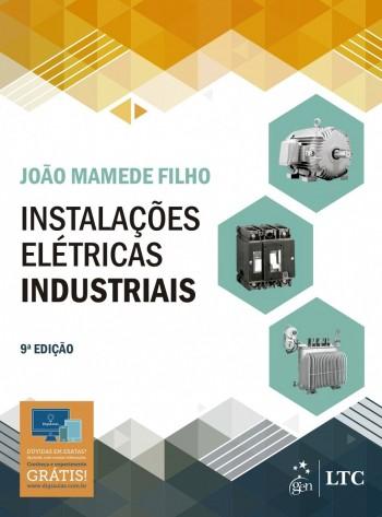 Instalações elétricas industriais - 9ª edição, livro de João Mamede Filho