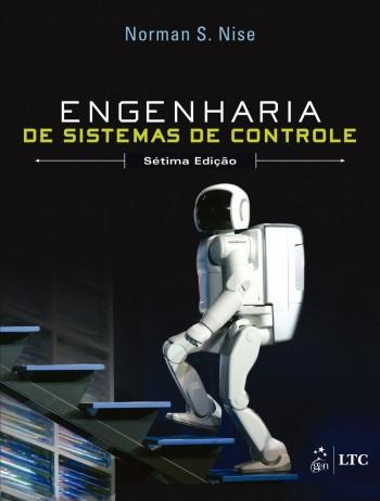 Engenharia de sistemas de controle - 7ª edição, livro de Norman S. Nise
