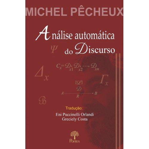 Análise automática do Discurso, livro de Michel Pêcheux
