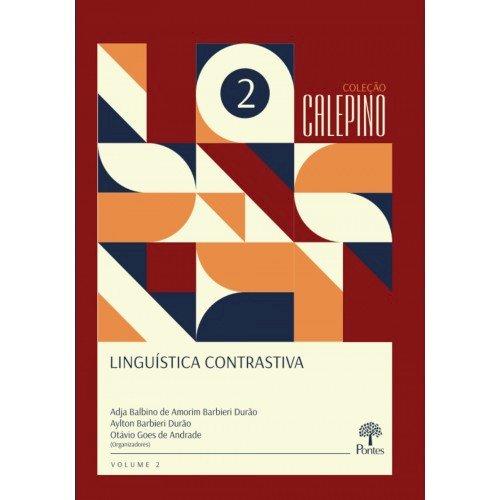 Linguística contrastiva, livro de Adja Balbino de Amorim Barbieri Durão, Aylton Barbieri Durão, Otávio Goes de Andrade (orgs.)