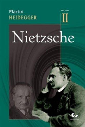 Nietzsche Vol. II, livro de Martin Heidegger