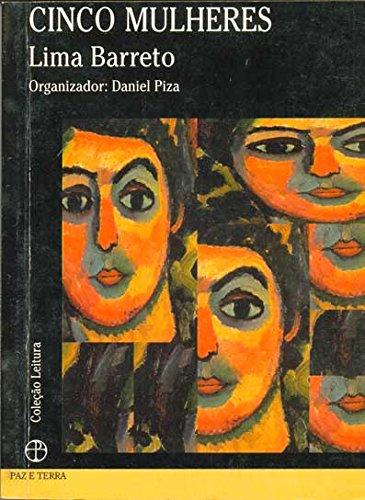 Cinco mulheres, livro de Lima Barreto