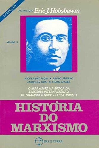 História do marxismo - vol. 10, livro de Nicola Badaloni