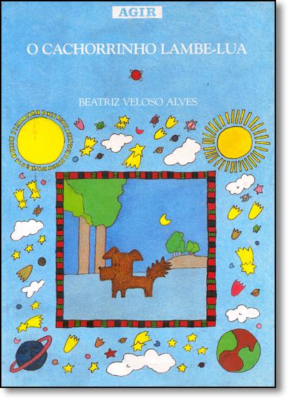 Cachorrinho Lambe-lua, O, livro de Beatriz Alves Veloso