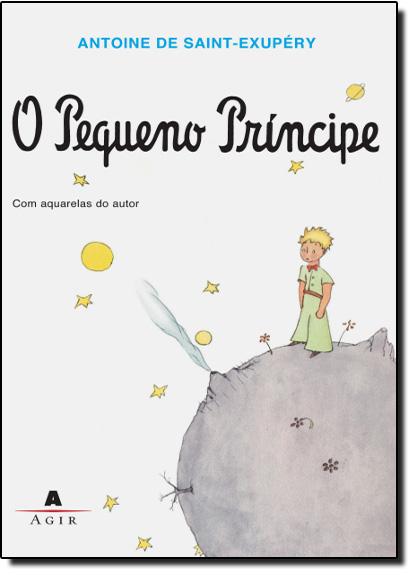 Pequeno Príncipe, O, livro de Antoine de Saint-Exupéry