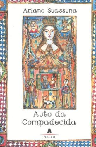 O Auto da Compadecida, livro de Ariano Suassuna