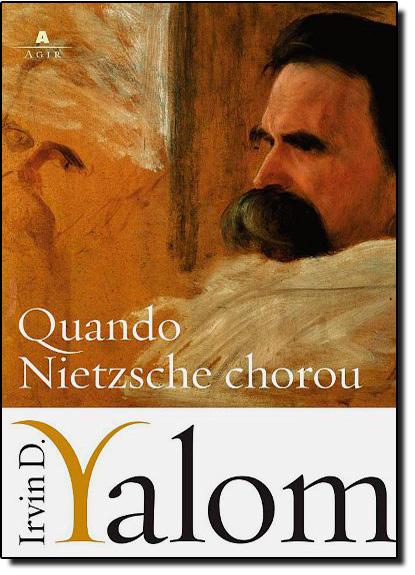 Quando Nietzsche Chorou, livro de Irvin D. Yalom