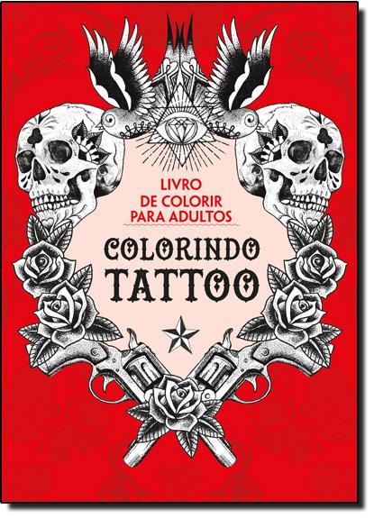 Colorindo Tattoo, livro de Michael O Mara Books