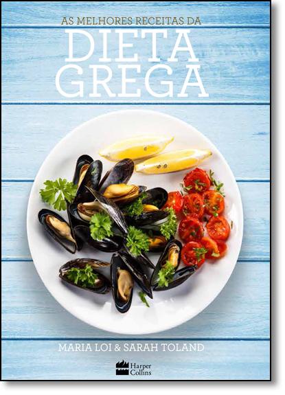 Dieta Grega, A - Vol.2, livro de Maria Loi