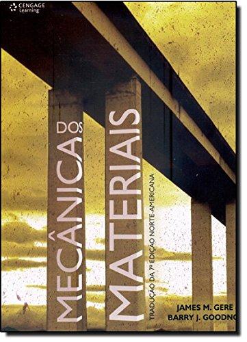 Mecânica dos Materiais - Tradução da 7ª Edição Norte-Americana, livro de James M. Gere