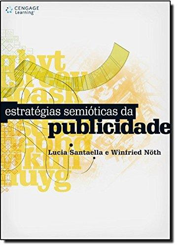 Estratégias semióticas da publicidade, livro de Lucia Santaella, Winfried Nöth