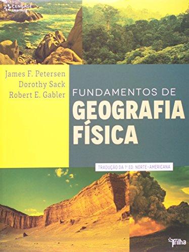 Fundamentos de Geografia Física, livro de James F Petersen