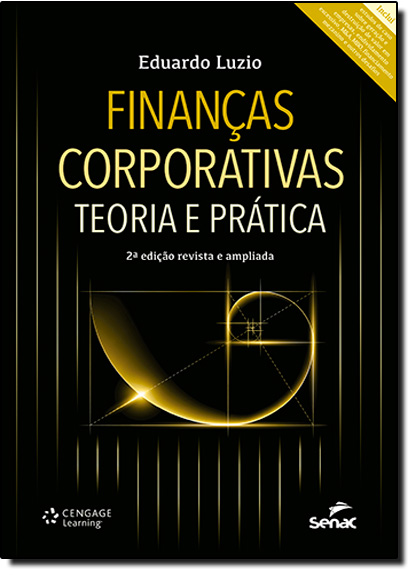 Finanças Corporativas: Teoria e Prática, livro de Eduardo Luzio