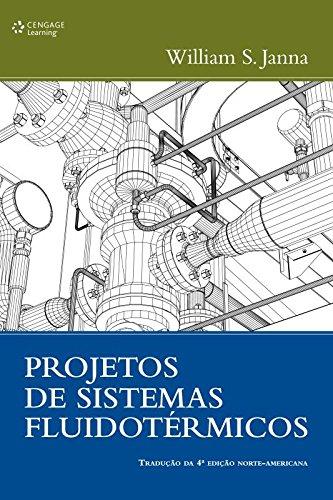 Projetos de Sistemas Fluidotérmicos, livro de William S. Janna