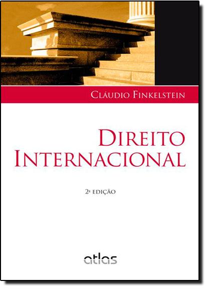Direito Internacional, livro de Claudio Finkelstein