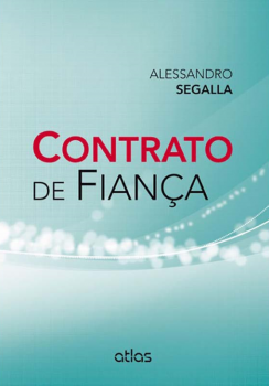 Contrato de fiança, livro de Alessandro Segalla