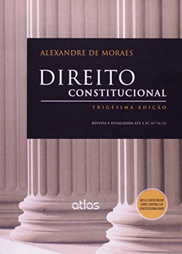 Direito Constitucional, livro de Alexandre de Moraes