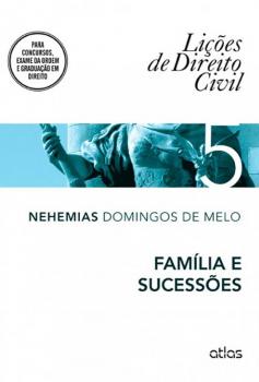 Família e sucessões, livro de Nehemias Domingos de Melo