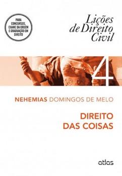 Direito das coisas, livro de Nehemias Domingos de Melo