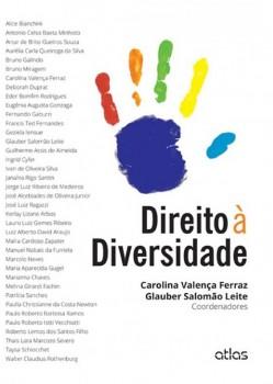 Direito à diversidade, livro de Carolina Valença Ferraz, Glauber Salomão Leite