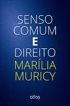 Senso comum e direito, livro de Marília Muricy