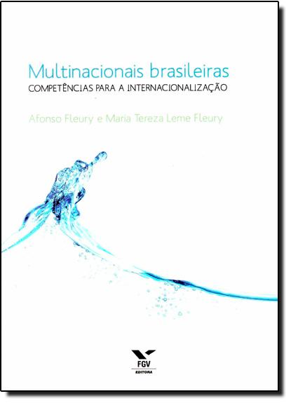 Multinacionais Brasileiras, livro de Afonso Fleury