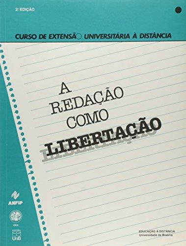 Redação Como Libertação, A, livro de Hildo Honorio Couto