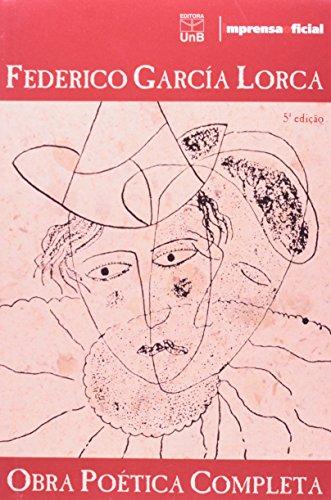 OBRA POETICA COMPLETA DE FEDERICO GARCIA LORCA, livro de GARCIA LORCA, FEDERI