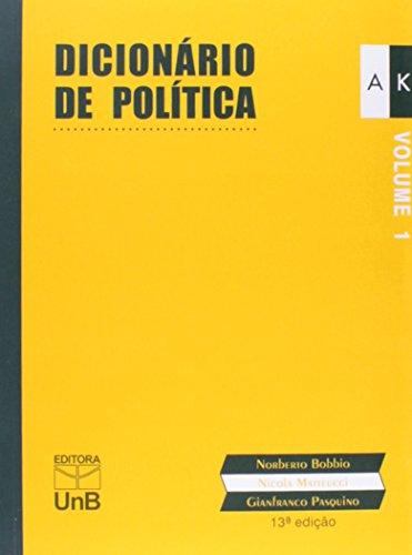 Dicionário de Política - Edição de Bolso - 2 Volumes, livro de Norberto Bobbio