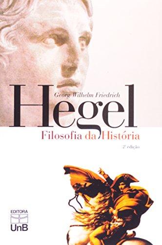 Filosofia da História, livro de Georg Wilhelm Friedrich Hegel