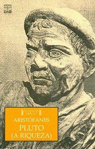 Pluto ( a Riqueza ), livro de Aristófanes