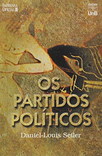 Partidos Políticos, Os, livro de Daniel-Louis Seiler