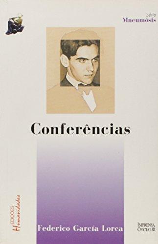 Conferências (Coleção Federico Garcia Lorca), livro de Federico Garcia Lorca, Marcus Mota