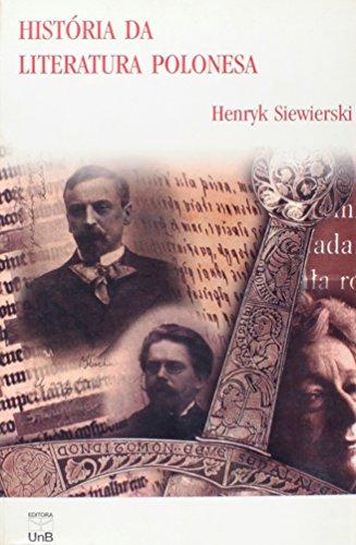 História da Literatura Polonesa, livro de Henryk Siewierski