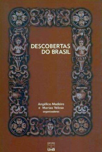 Descobertas do Brasil, livro de Angélica Madeira