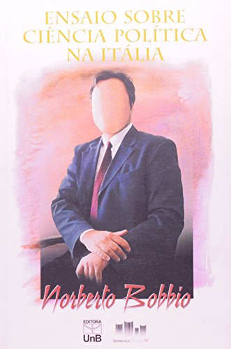 Ensaio de Ciência Política na Itália, livro de Noberto Bobbio,  Maria C. F. Faria Marcondes