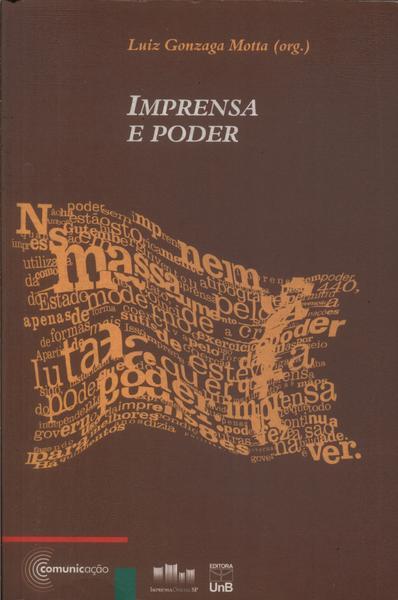 Imprensa e Poder, livro de Luiz Gonzaga Motta