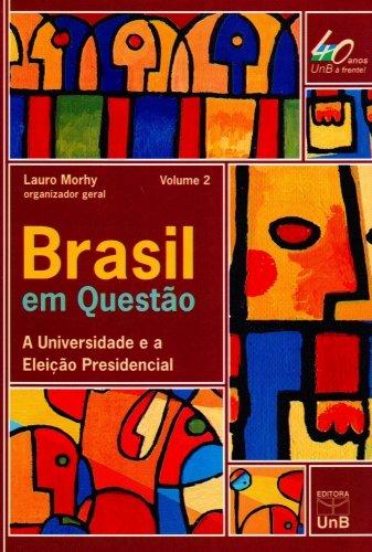 BRASIL EM QUESTAO - VOL. 2, livro de MORHY